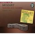 モーツァルト: クラリネット五重奏曲, 弦楽五重奏曲第4番