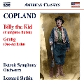 コープランド: バレエ音楽「グローグ」「ビリー・ザ・キッド」