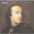 Giuseppe Tartini: Violin Sonata Op.6<期間限定>