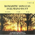 Romantic Sonatas for Piano Duet