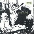 シリル・スコット: 歌曲集