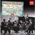 Melos Ensemble - Music Among Friends: Complete EMI Recordings<初回生産限定盤>