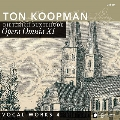 Buxtehude: Opera Omnia XI - Vocal Works Vol.4 / Ton Koopman, Amsterdam Baroque Orchestra & Choir, etc