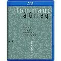 Hommage a Grieg - Brahms, Plagge, Bjorklund, Saint-Saens Vol.3 [SACD Hybrid+Blu-ray Audio]