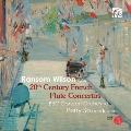 20世紀フランスのフルート協奏曲集
