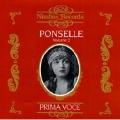 Prima Voce - Rosa Ponselle Vol 2