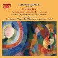 Martin Scherber: Erste Symphonie, Goethelieder, Kinderlieder, 6 Lieder