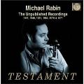 マイケル・レビン~未公開録音集 1947, 1949, 1961, 1964, 1970 & 1971