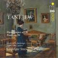 Tanejew: Piano Quintet Op.30, Poems Op.34