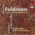 M.Feldman: Patterns in a Chromatic Field