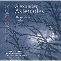 Alexander Asteriades: Klaviertrio & Lieder