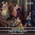 ボワモルティエ: ヴァイオリン・ソナタ集 Op.20 CD