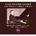 ハンス・リヒター=ハーザー - ドイツでのピアノ・リサイタル 1948-1970