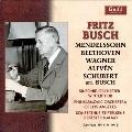 Alfven Mendelssohn Schubert Wagner - 1946 & 1949
