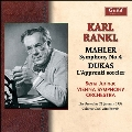 Mahler: Symphony No.4; Dukas: L'Apprenti Sorcier