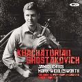 Khachaturian: Violin Concerto; Shostakovich: String Quartets No.7, No.8