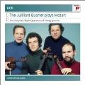 The Juilliard Quartet Plays Mozart - The Six Quartets Dedicated to Haydn, Six String Quintets<初回生産限定盤>