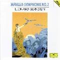 "Mahler: Symphony No.2 ""Resurrection"" / Leonard Bernstein(cond), New York Philharmonic, Barbara Hendricks(S), Christa Ludwig(Ms), etc"