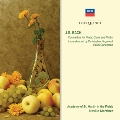 J.S.Bach: Concertos for Flute, Oboe and Violin