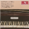 Weber: Variations on an Original Theme Op.2, Six Pieces for Piano Duet Op.10, Piano Sonata No.1
