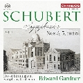 シューベルト: 交響曲集 Vol.1~第3番、第5番、第8番《未完成》
