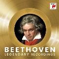ベートーヴェン: レジェンダリー・レコーディングズ<完全生産限定盤>