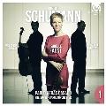 シューマン: ヴァイオリン協奏曲、ピアノ三重奏曲第3番 [CD+DVD]