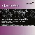 シュナイダー: ヴァイオリン協奏曲《大地の眼》、2台のチェロと弦楽オーケストラのための協奏曲《ジキル博士とハイド氏》、他