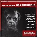 Wagner: Das Rheingold (1/26/1957) / Fritz Stiedry(cond), Metropolitan Opera Orchestra & Chorus, Hermann Uhde(Bs-Br), Blanche Thebom(Ms), etc