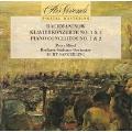 Rachmaninov: Piano Concerts No.1, No.2