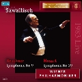 Mozart: Symphony No.39; Bruckner: Symphony No.9