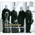 ベートーヴェン: 弦楽四重奏曲第12番-第16番