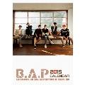 B.A.P 2015JAPANオフィシャルカレンダー