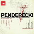 Penderecki: Anaklasis, Threnody to the Victims of Hiroshima, Fonogrammi, etc