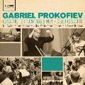 ガブリエル・プロコフィエフ: ターンテーブル協奏曲第1番/チェロ協奏曲
