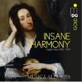 Insane Harmony - English Music 1650-1700