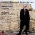 Beethoven: 33 Variations on a Waltz by Anton Diabelli Op.120; Brahms: Piano Sonata No.3