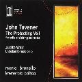 タヴナー: チェロと弦楽オーケストラのための《奇跡のヴェール》、ジュディス・ウィアー: 無伴奏チェロのための《アンロックト》