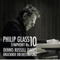 Philip Glass: Symphony No.10, Concert Overture