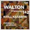 W.Walton: Symphony No.1 & No.2