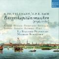Hamburger Kapitansmusiken - Telemann & C.P.E.Bach