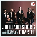 Juilliard String Quartet - The Complete EPIC Recordings 1956-66<完全生産限定盤>
