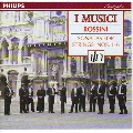COMP SONS FOR STRINGS:ROSSINI