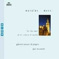 Morales: Mass for the Feast of St Isidore of Seville / Paul McCreesh(cond), Gabrieli Consort and Players