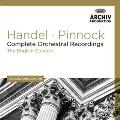 ヘンデル: 管弦楽作品全集