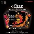 グリエール: 管弦楽作品集~交響曲第1番、第2番、第3番、バレエ組曲《青銅の騎士》、《赤いけしの花》、他