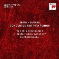 エーベルル、ドゥシェク: 2台のピアノのための協奏曲、他 【ベートーヴェンの世界[4]】