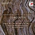 ベートーヴェン、ヴラニツキー、レイハ、ヴォジーシェク: 協奏曲集【ベートーヴェンの世界[5]】