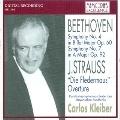 "Beethoven: Symphony No.4, No.7; J.Strauss II: ""Die Fledermaus"" Overture"