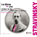 Stravinsky: L'Oiseau de Feu, etc